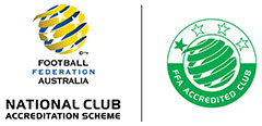 Football Federation Australia - National Club Accreditation Scheme - Level 1